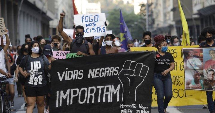 Teen's killing by police galvanizes Brazil's struggling Black Lives Matter movement - National