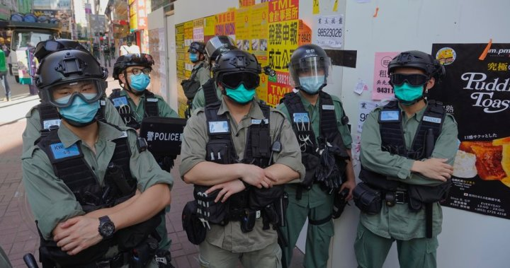 Chinese lawmakers pass controversial security law for Hong Kong: reports - National