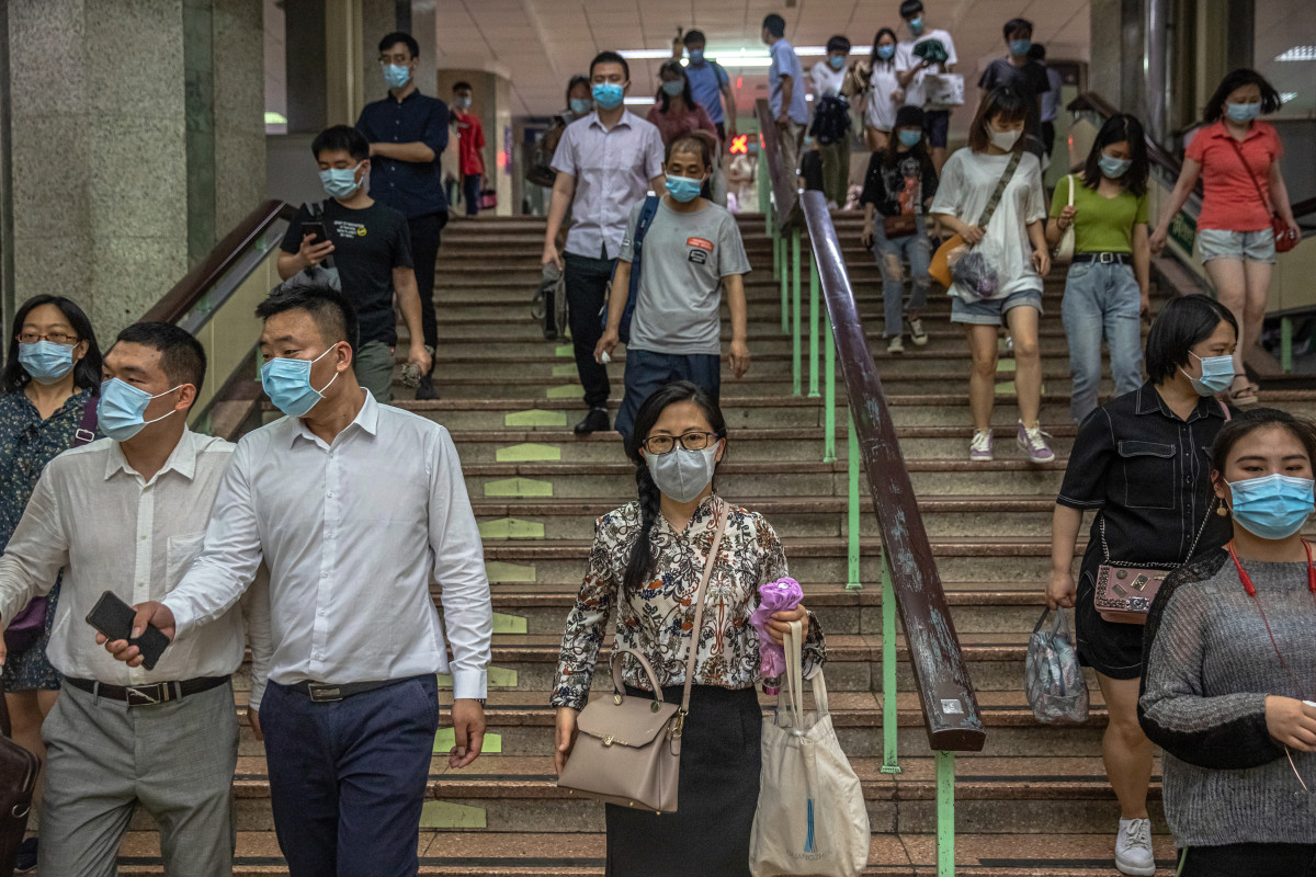 Beijing's coronavirus outbreak under control: Chinese official