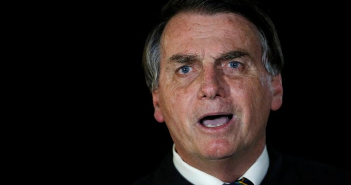 Facing political instability, Brazil's Bolsonaro says military exists to defend democracy - National