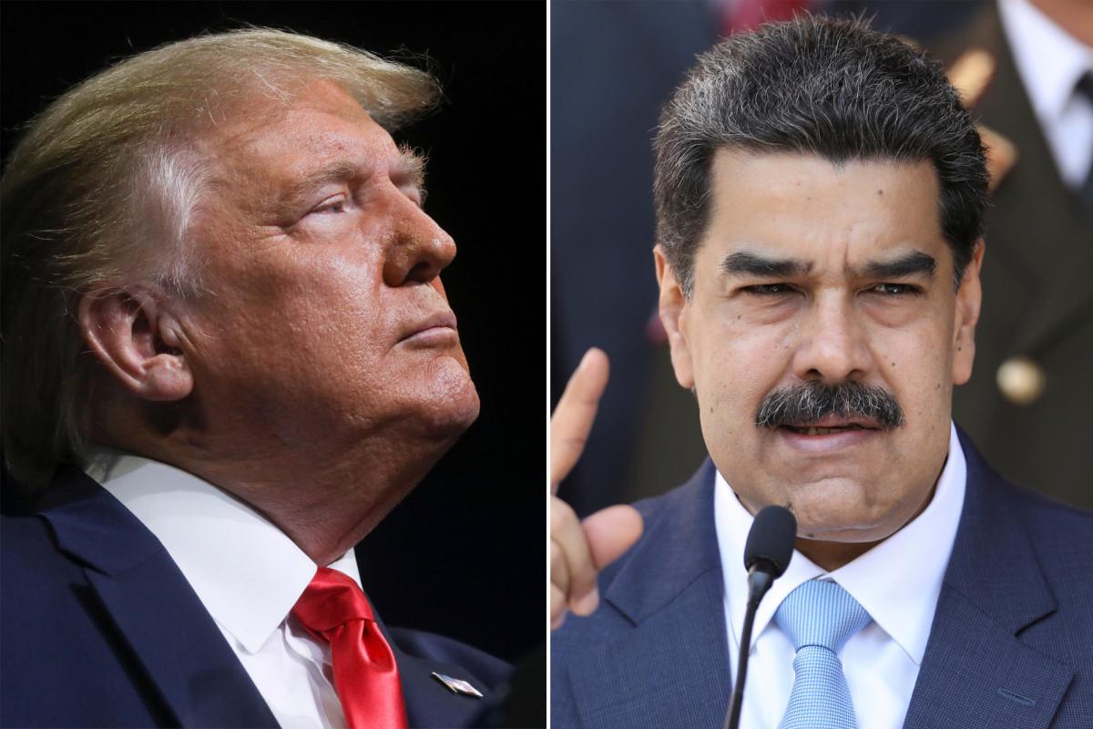 Trump open to meeting with Venezuelan President Nicolas Maduro