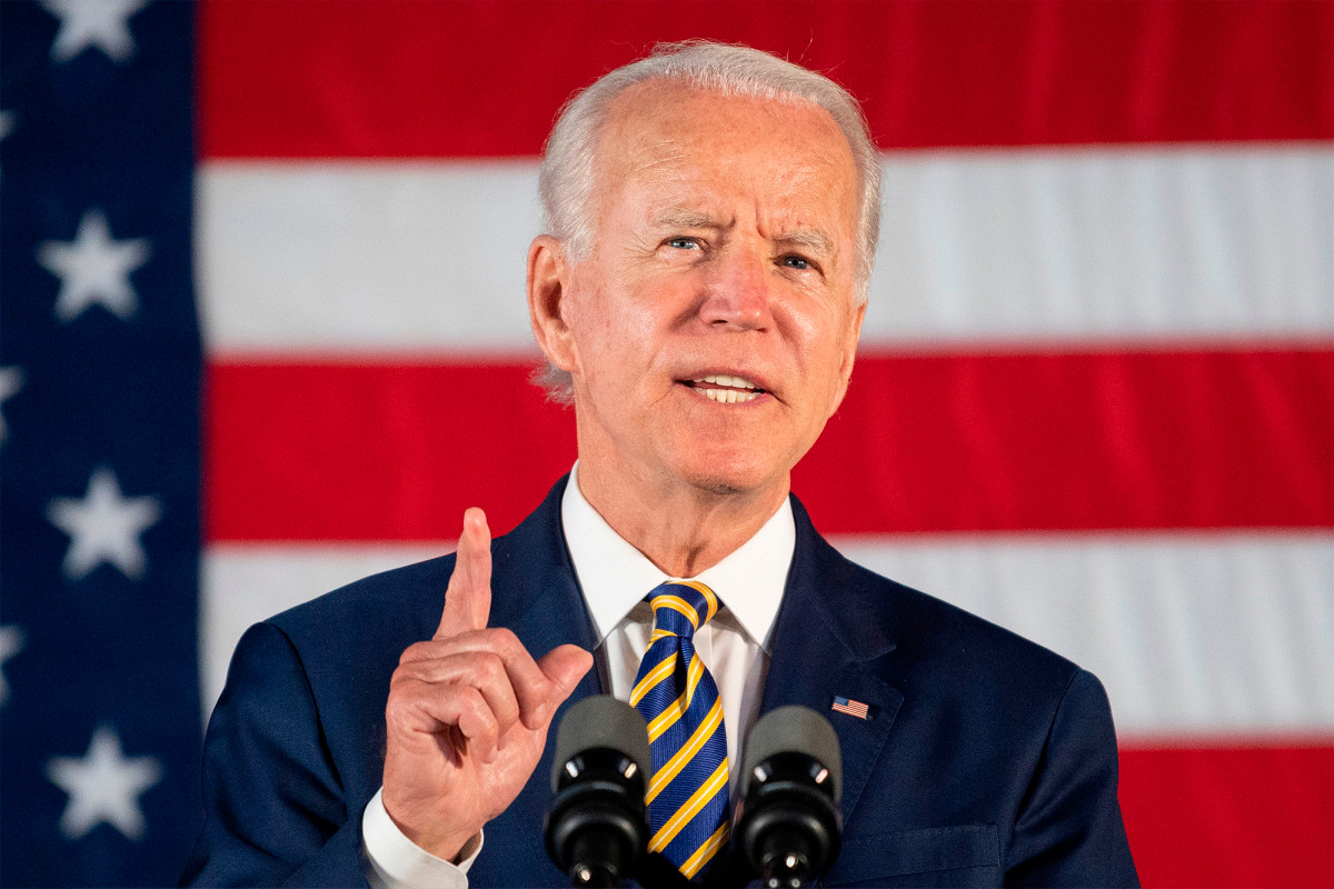 Joe Biden wins New York presidential primary