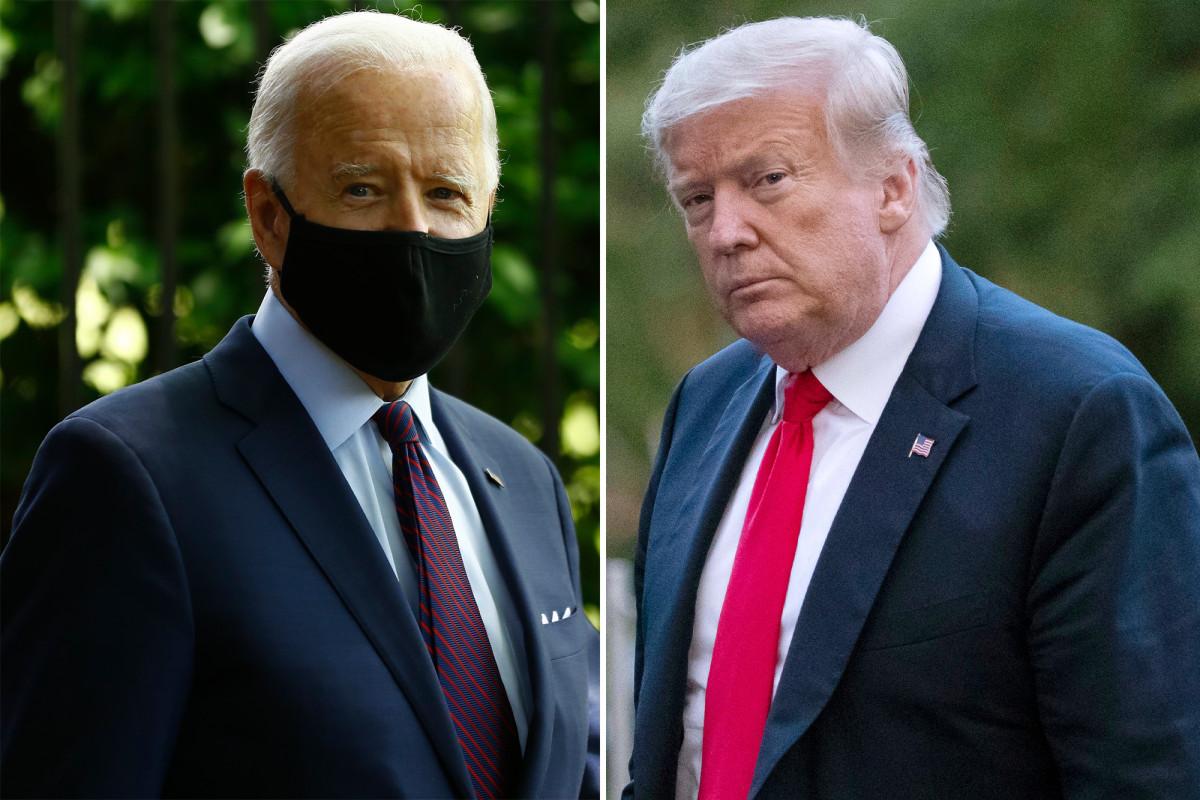 Trump, Biden campaign staffs are majority women: report