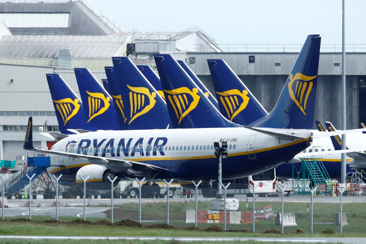 Ryanair probes pilots after video shows them playing with rubber chicken