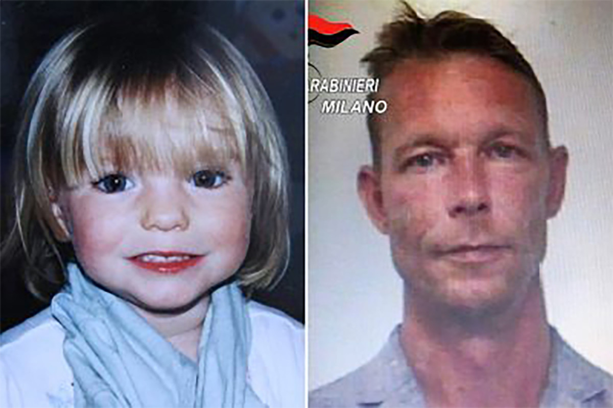 'Strong evidence' Madeleine McCann is dead, authorities say