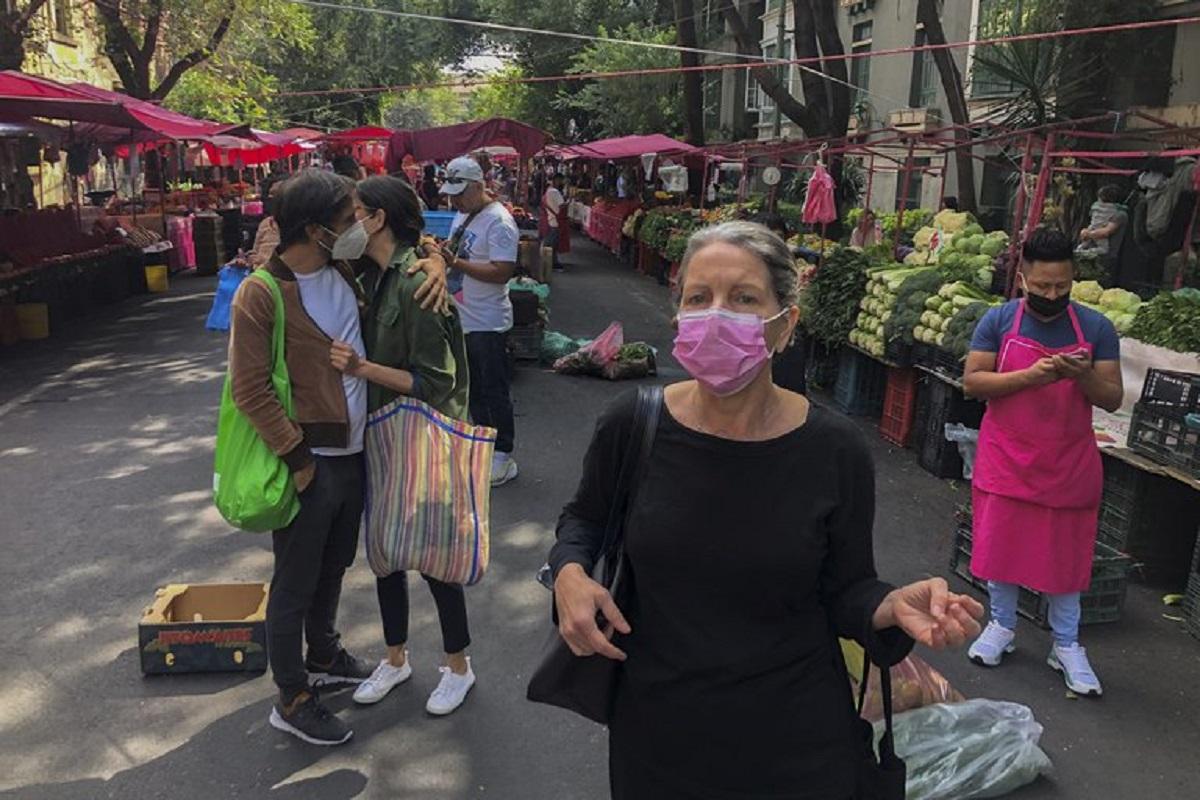 Pan American Health Organization warns of COVID-19 increase in Mexico