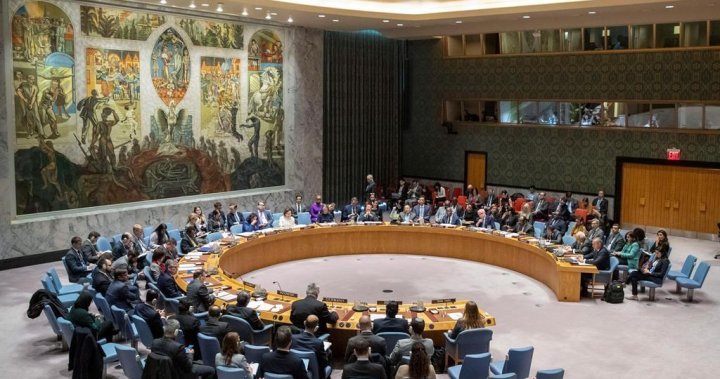 UN Security Council trying again to reach agreement on coronavirus resolution - National