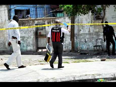Son of woman killed in security operation seeks attention for Jamaica's poorest suburbs