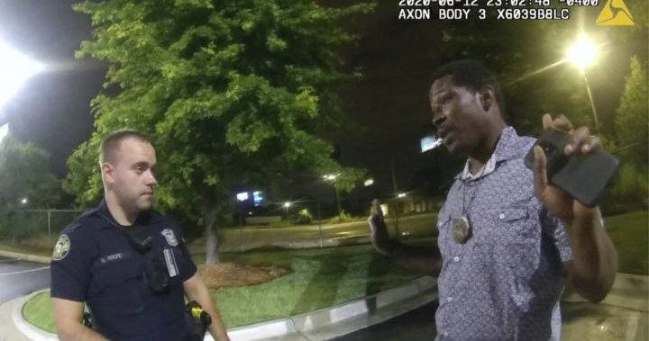 Former Atlanta officer who killed Rayshard Brooks granted bond of $500K - National