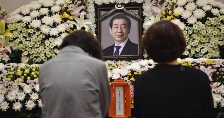 Seoul mayor: Questions surround sudden death as sympathy pours in - National