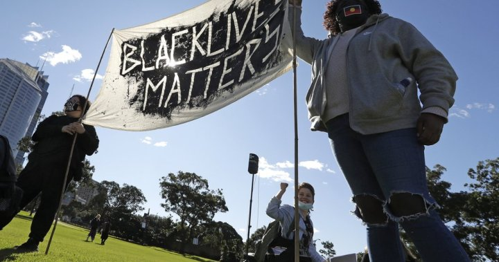 Thousands attend Black Lives Matter protests in Australia - National