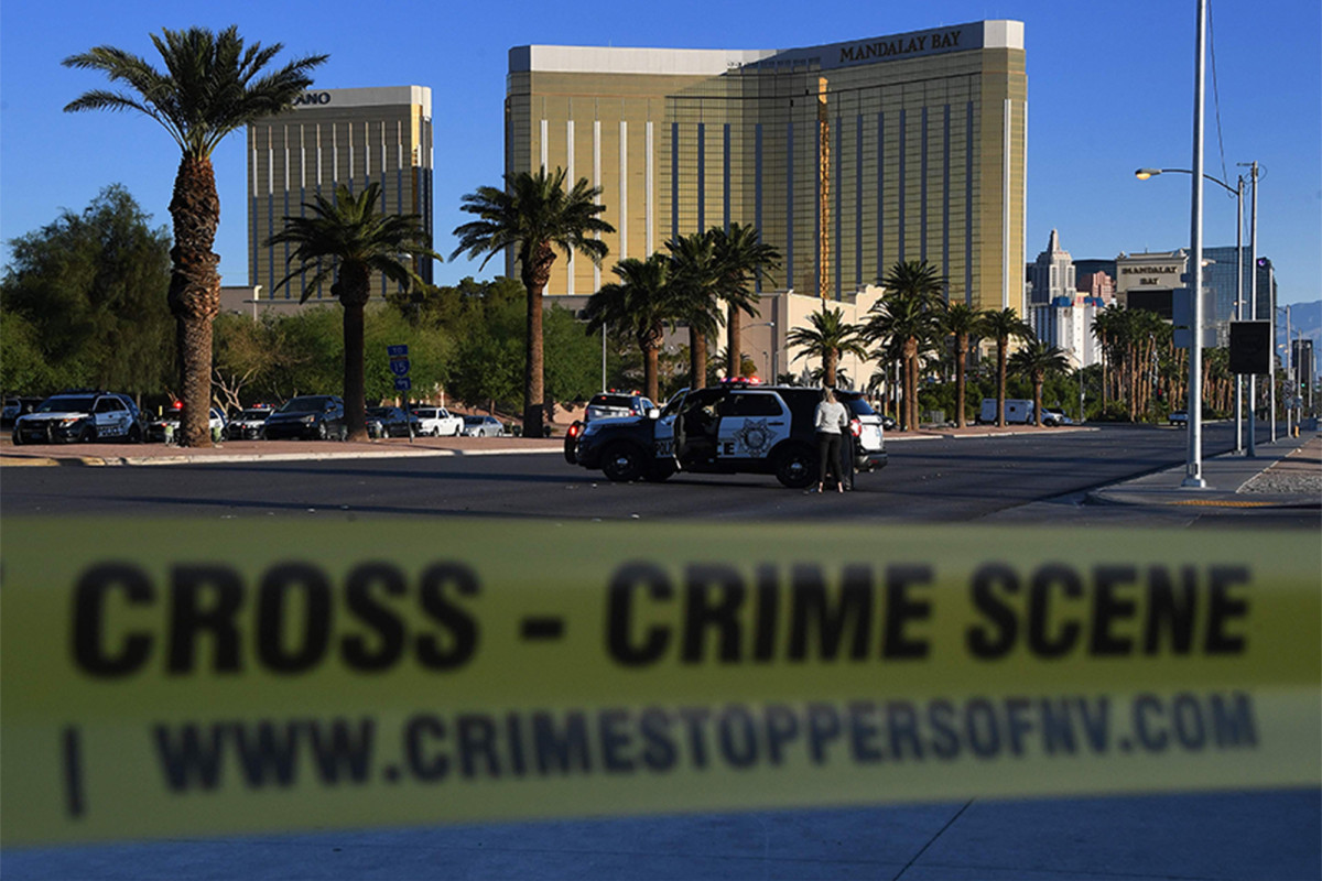 Arizona ammo supplier to Las Vegas massacre gunman gets prison time