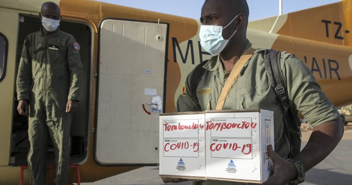 Coronavirus cases surge in world's most remote places — Timbuktu is one of them  - National