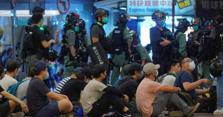 Canada suspending Hong Kong extradition treaty in response to new security law - National