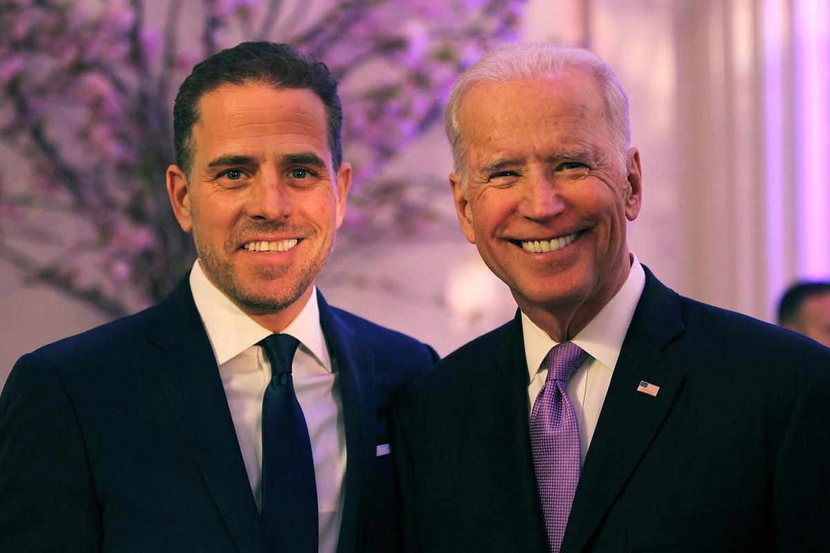 Joe Biden's family has a long rap sheet