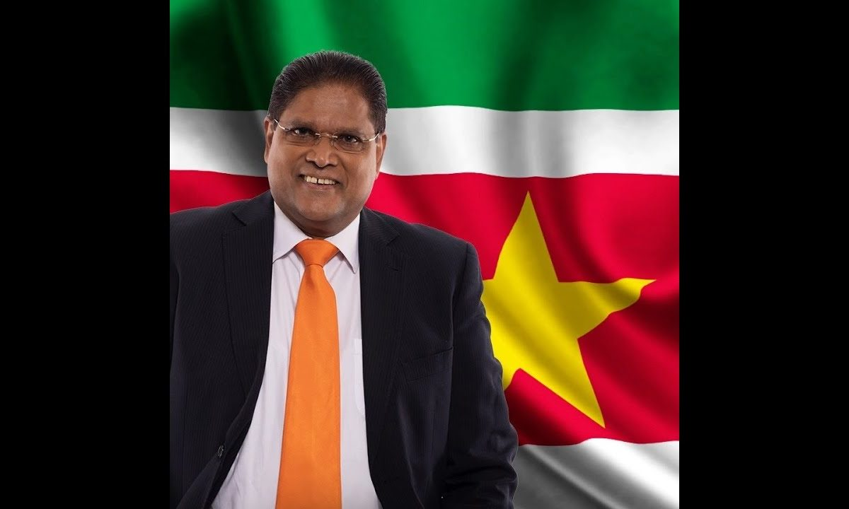 Suriname Has A New President