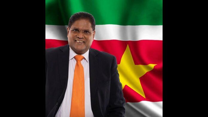 Chan-Santokhi-Suriname