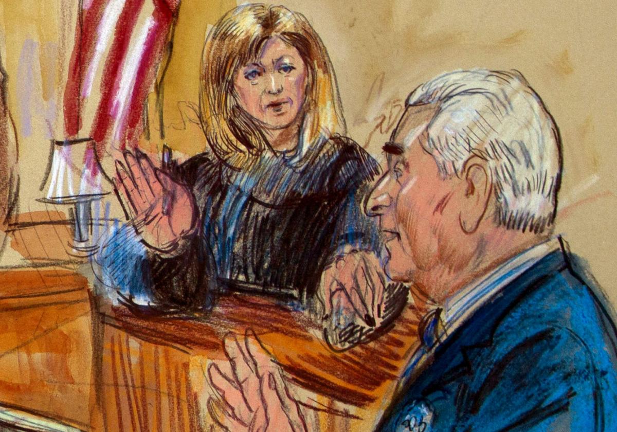Judge orders Trump to explain commutation of Roger Stone's sentence