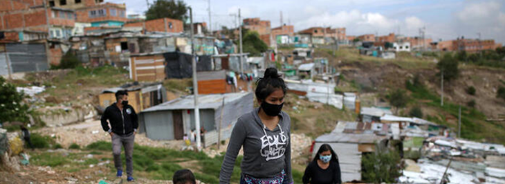 Latin America News - Bogota's Second Lockdown Is Normality For Some; Hunger For The Rest
