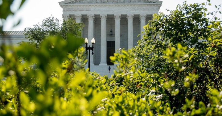 U.S. Supreme Court expected to rule on whether Trump should release tax records - National