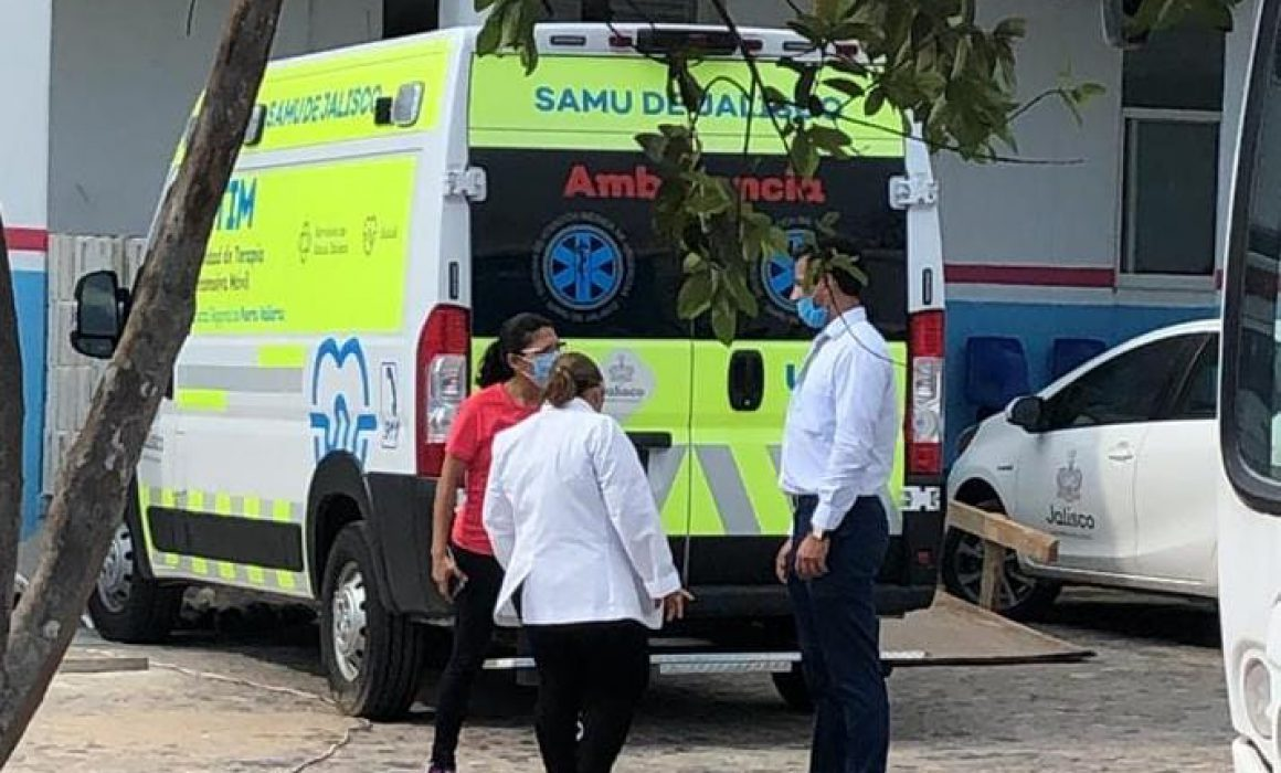 Puerto Vallarta hospital saturated with COVID-19 patients
