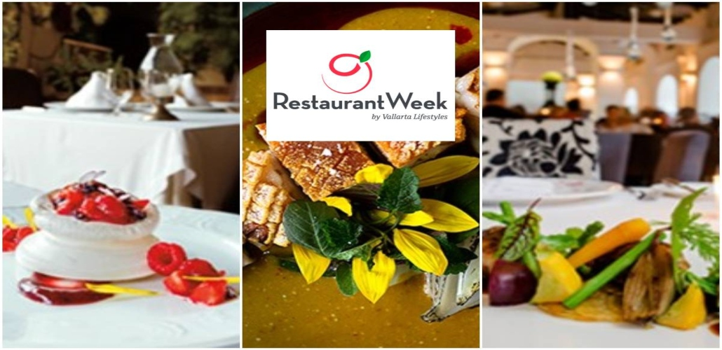 Restaurant Week 2020 confirms new dates for Puerto Vallarta and Riviera Nayarit