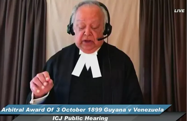 Caribbean News - Guyana Wants World Court To Confirm Border With Venezuela