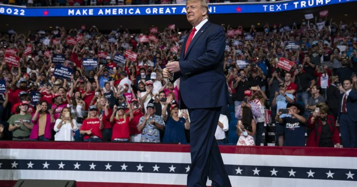 Clock is ticking for Trump's comeback as early voting for 2020 election nears - National