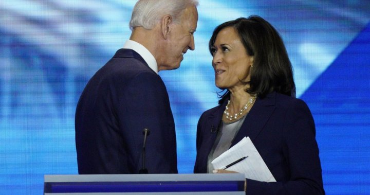 Biden, Harris to make 1st appearance in 2020 presidential campaign rally - National