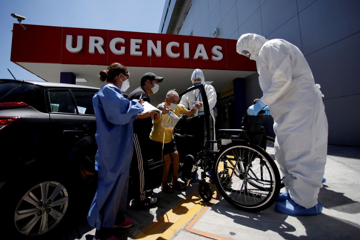 Mexico now third place in coronavirus pandemic deaths