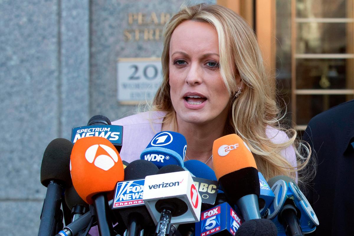 Federal court rejects Stormy Daniels' libel suit against Trump
