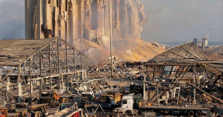 Photos capture devastation of Beirut explosion - National