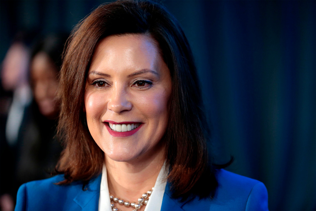 Michigan Gov. Gretchen Whitmer met with Joe Biden as VP pick looms