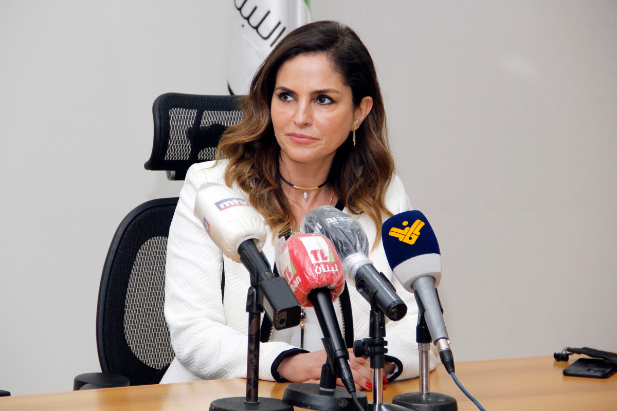 Lebanon's information minister resigns amid Beirut blast protests
