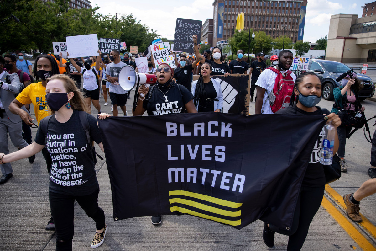 Louisville police ban street protests after months of demonstrations