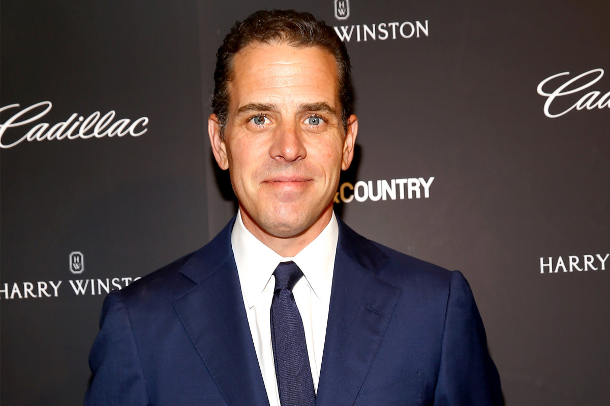 Hunter Biden got $450,00 DC tax lien 'resolved' within days: report