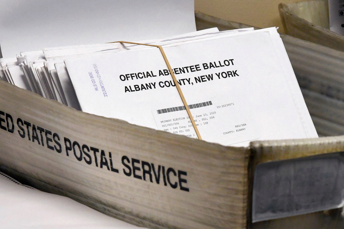 New York Board of Elections adds quick fix to mail-in ballots