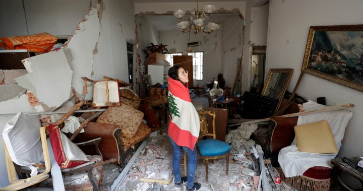 Canada adds $25M more to Lebanon aid after deadly Beirut blast for $30M total - National