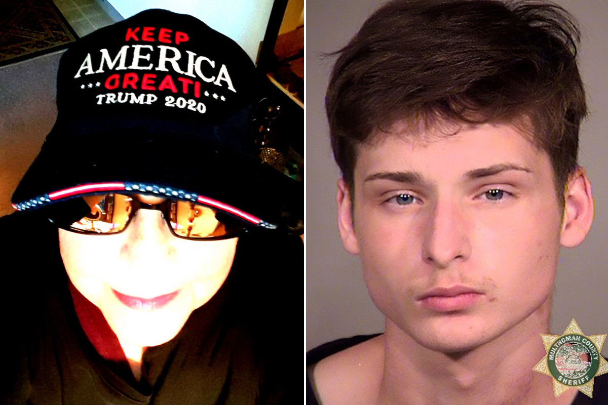 Trump-loving grandma outs her own grandson as Portland 'bomber'