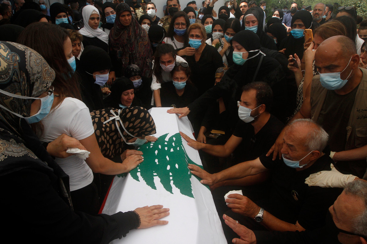 Beirut braces for more funerals, massive protest over blast