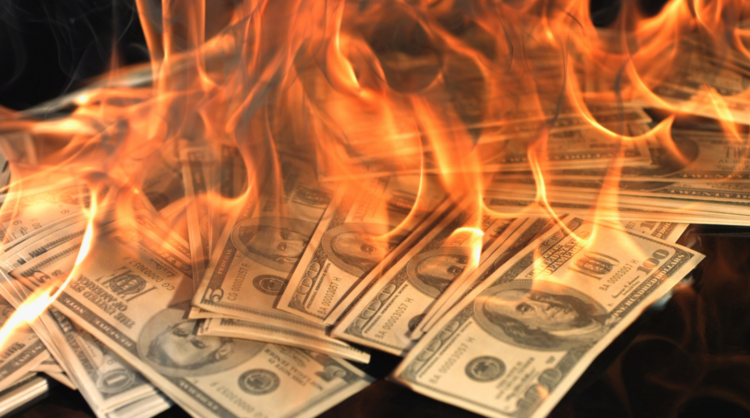 Trump campaign burning money with ads in states he can't win