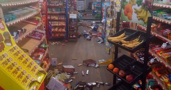 North Carolina hit with 5.1 magnitude quake, officials report minor damage - National