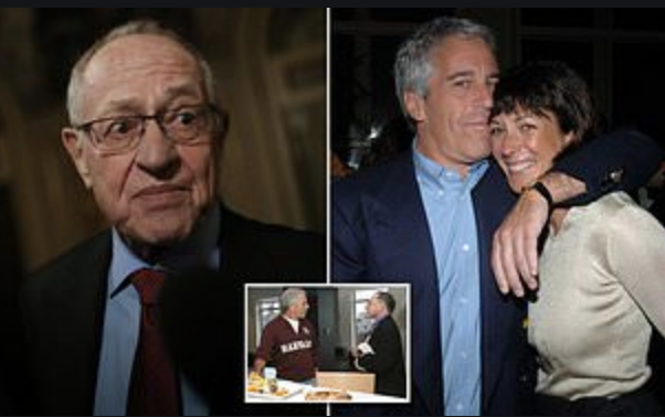 Tucker Carlson refers to Epstein's 'Pedo Island' in interview with accused pedophile Alan Dershowitz