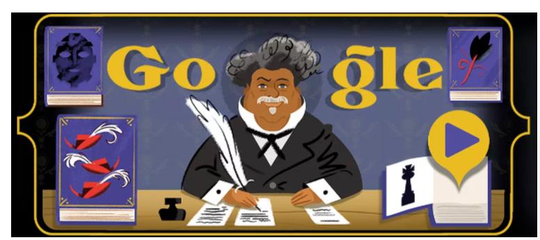 Caribbean News - Google's Doodle Today Spotlights On Descendant Of Haitian Slave