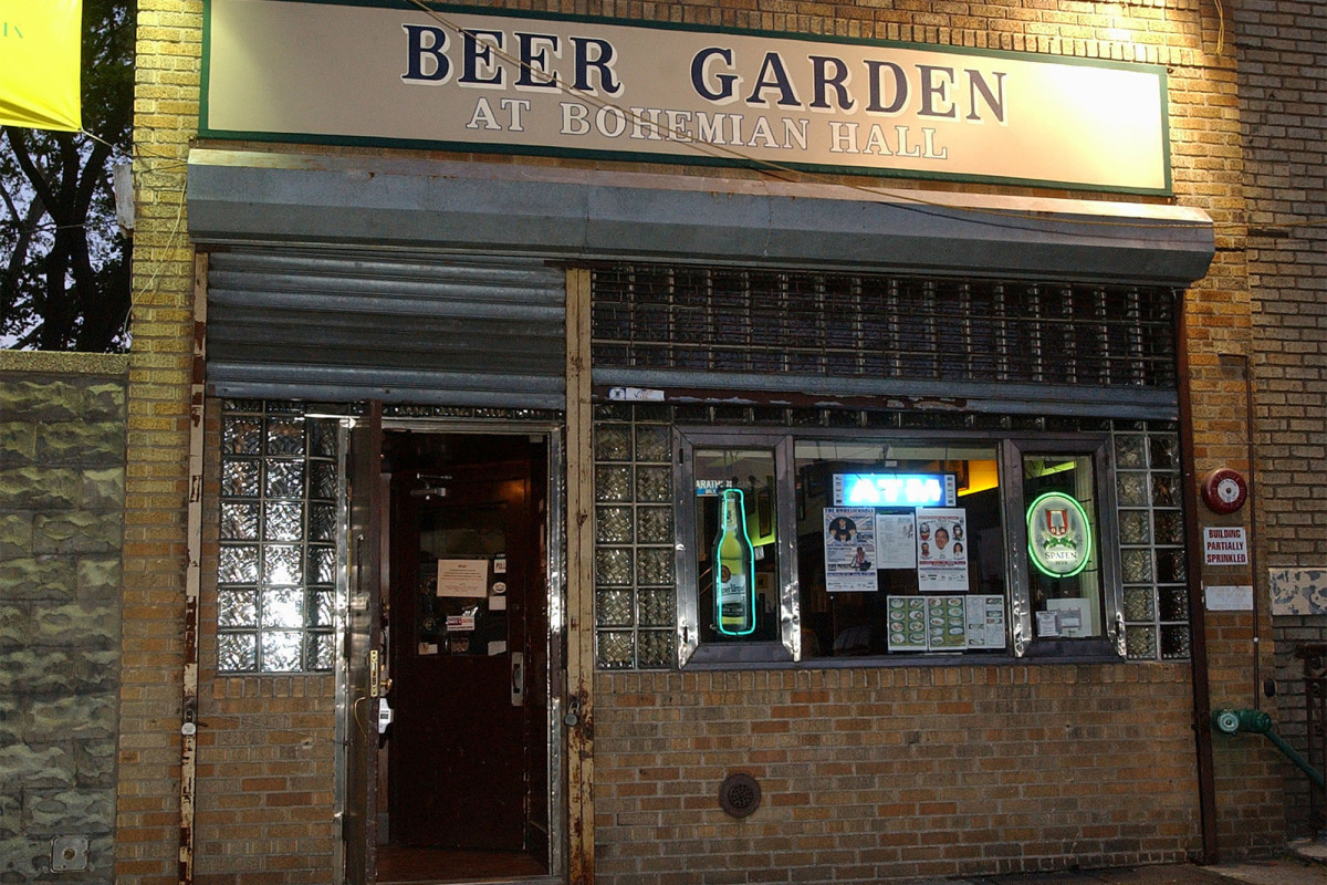 Health cops close Bohemian Beer Garden for violating COVID rules