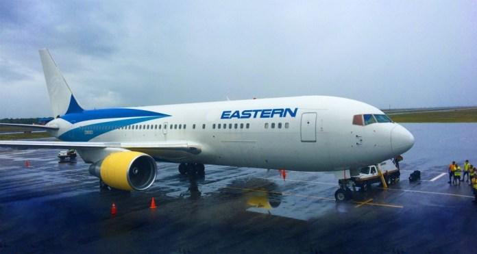 Caribbean News - Scary Moment On Flight From Guyana