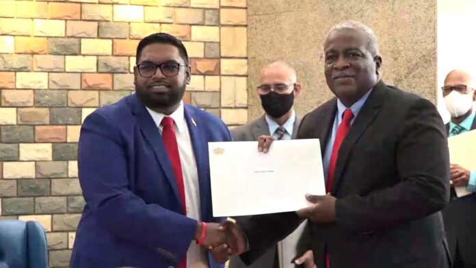 guyana-new-president-and-prime-minister