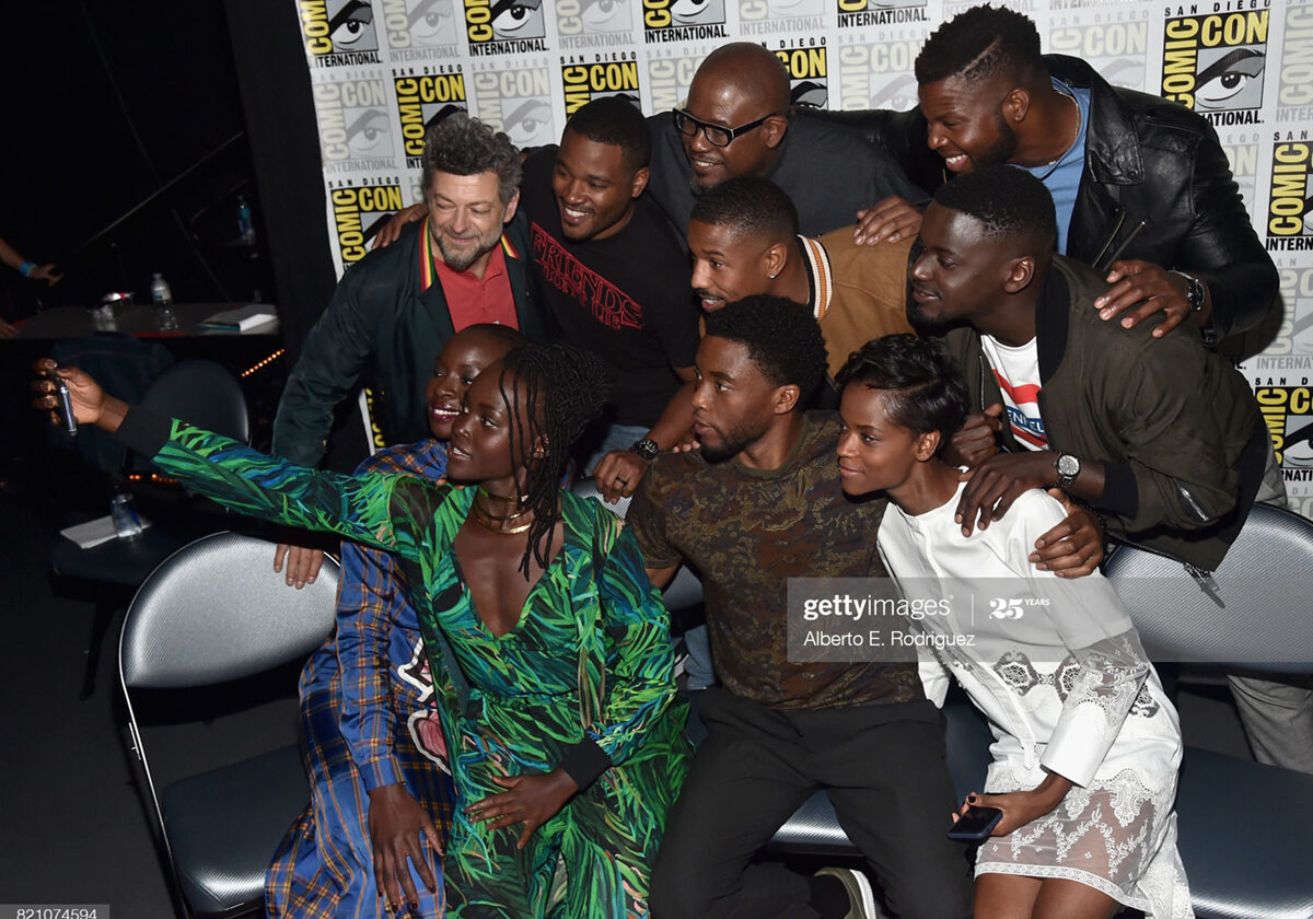 Guyana Born Black Panther Actor Reacts To Death Of Co-Star Chadwick Boseman