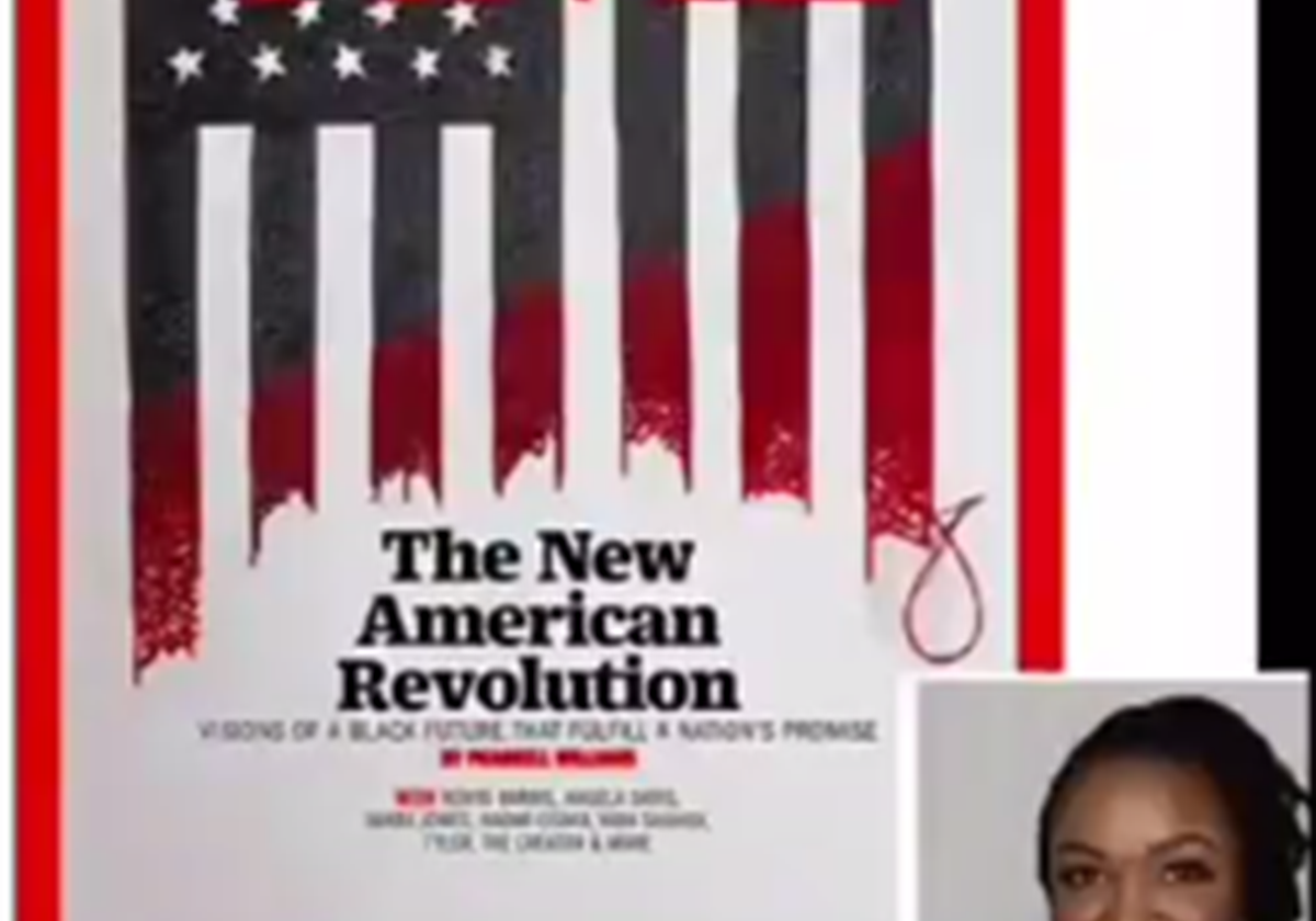 Caribbean News - This Caribbean Immigrant's Artwork Is The Time Magazine's Cover This Month