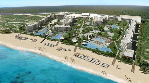 Planet Hollywood Beach Resort Cancun To Debut December 2020
